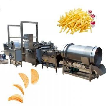 Automatic Potato Chips Frying Machine Snack Food Deep Fryer Equipment