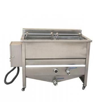 Automatic Snacks Food Potato Chips Fryer Continuous Frying Machine Peanut Frying Machine