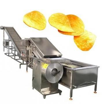 Electrical Industrial Fryer Electric Potato Chips Frying Machine for Food Plant