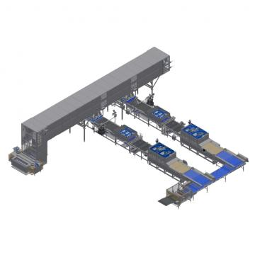 High Output Polystyrene Foam Take Away Food Containers Production Line