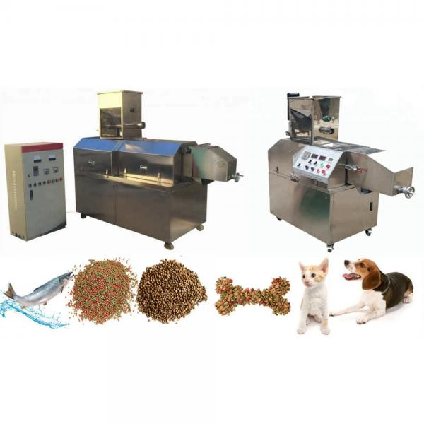 Premade Stand up Cat Pet Food Packaging Machine