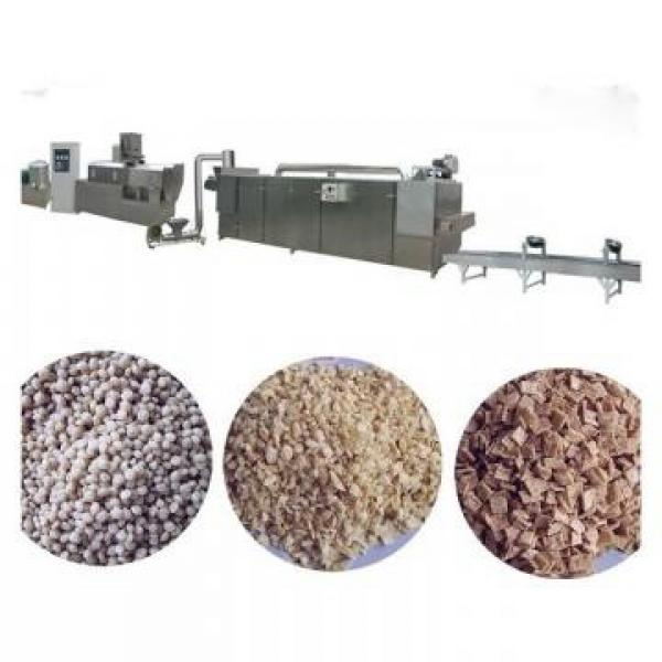 Vegetable Soy Textured Protein Machine