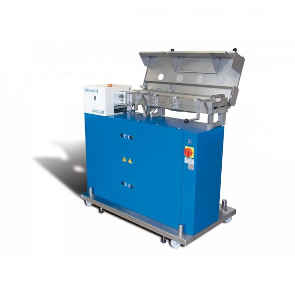 Twin-Screw Extruder to Produce Crispy Corn Flakes Cereal Snacks Food Breakfast