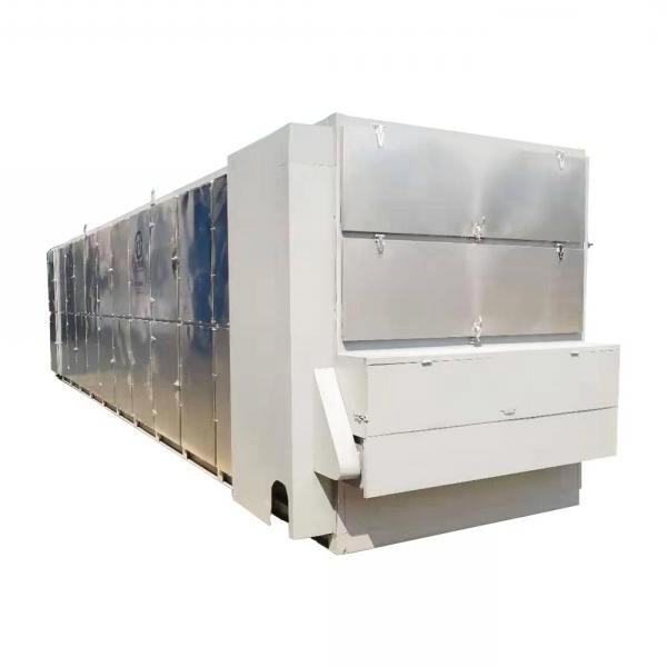 Automatic Chickpea Bean Drying Machine